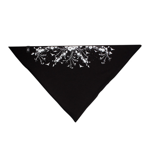 Flowers Bamboo 3-IN-1 Bandanna