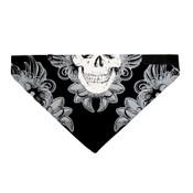 Ornate Skull Cotton 3-IN-1 Bandanna
