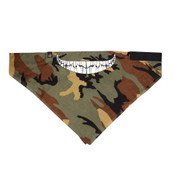 Glow the dark camo Cotton Bandana