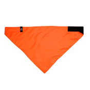 HighVis Orange Fleece Lined Bandana