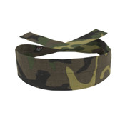 Woodland Camo Cotton Cooldanna