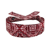 Red Paisley Cotton Cooldanna