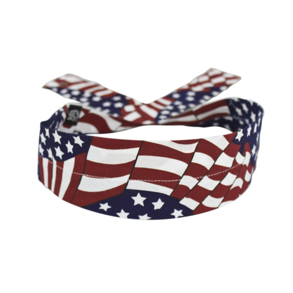 American Flag Cotton Cooldanna