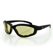 Arizona Yellow Foam Sunglasses