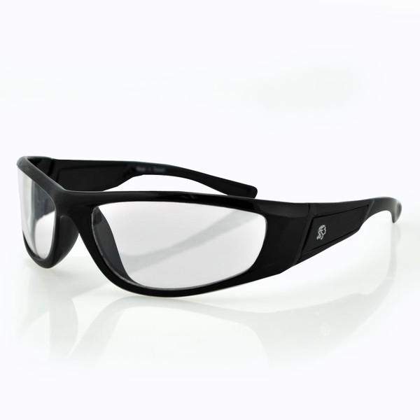Iowa Clear Sunglasses