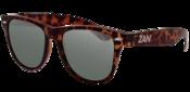 Minty Tortoise Sunglasses