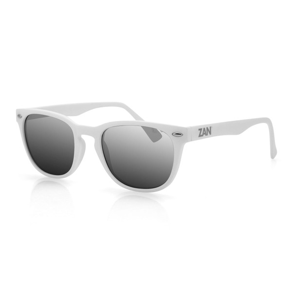 NVS Sunglasses Matte White Frame