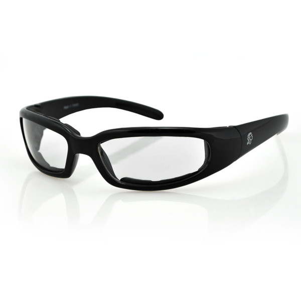 New York Clear Sunglasses