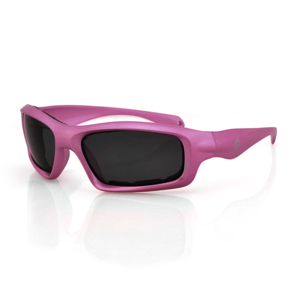 Seattle Smoked Pink Sunglasses