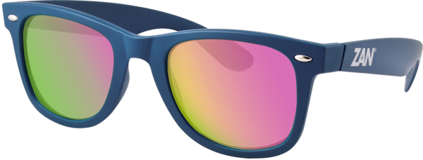 Winna Sunglasses Steel Blue Frame