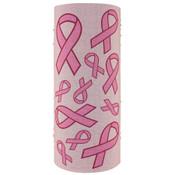 Pink Ribbon Polyester Motley Tube®