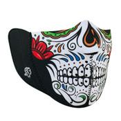 Muerte Neoprene Detachable Mask
