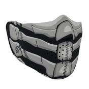 Bone Breath Detachable Mask