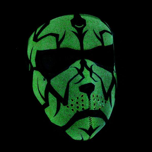 Darklord Glow in the Dark Neoprene