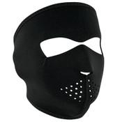 Black Neoprene Full Mask