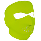 High-Visibility Lime Neoprene Full