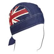Union Jack Flydanna headwrap