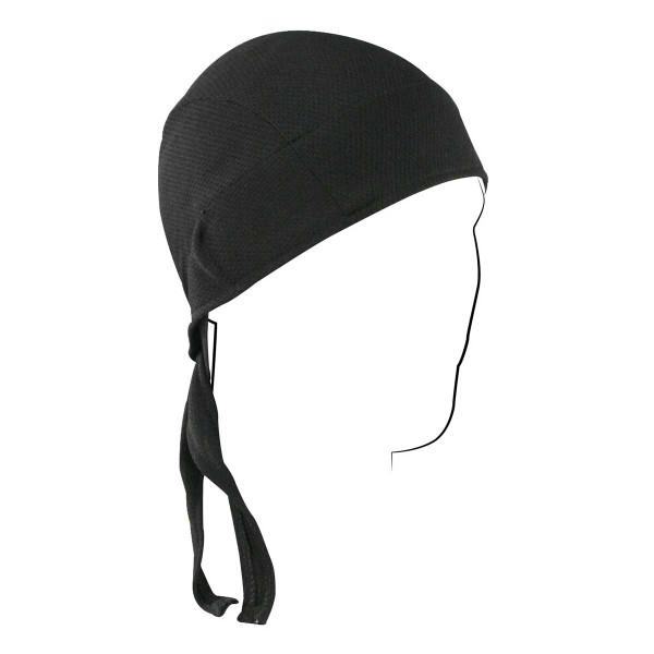 Black Coolmax Flydanna headwrap